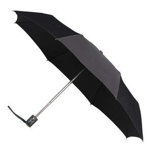 miniMAX® Opvouwbare paraplu zwart