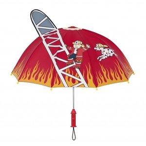 Kidorable paraplu Brandweer