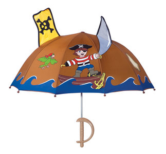 Kidorable paraplu Piraat