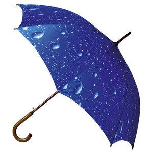 Regendruppel paraplu