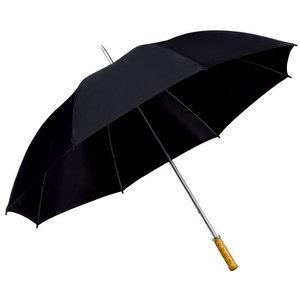 Golfparaplu Zwart XL