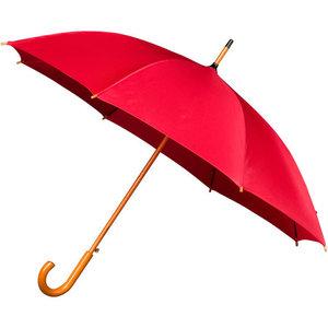 Luxe paraplu Rood
