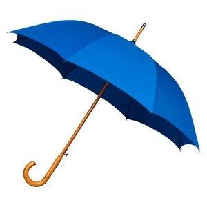 Luxe paraplu blauw - windproof