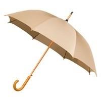 Luxe paraplu Crème/Beige
